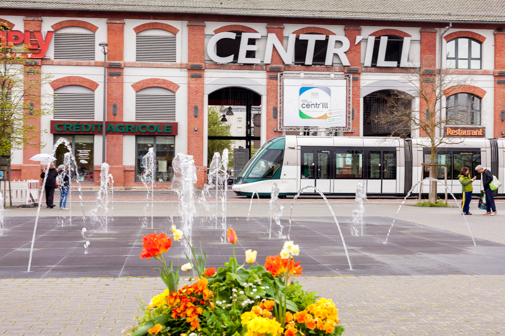 CENTRE COMMERCIAL CENTRILL ILLKIRCH